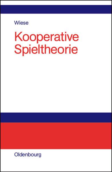 Kooperative Spieltheorie als Buch (gebunden)