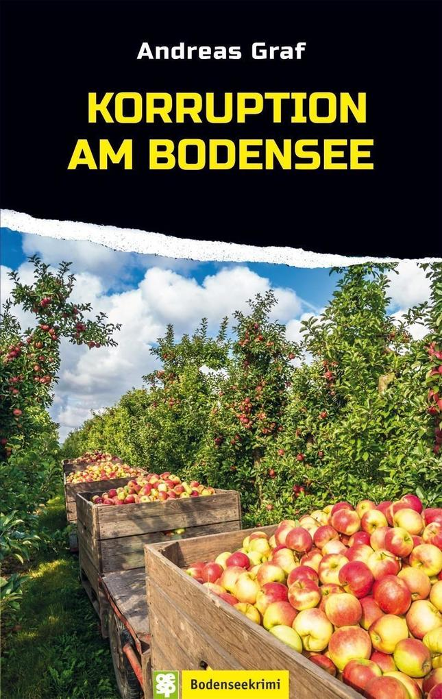 Korruption am Bodensee als eBook epub