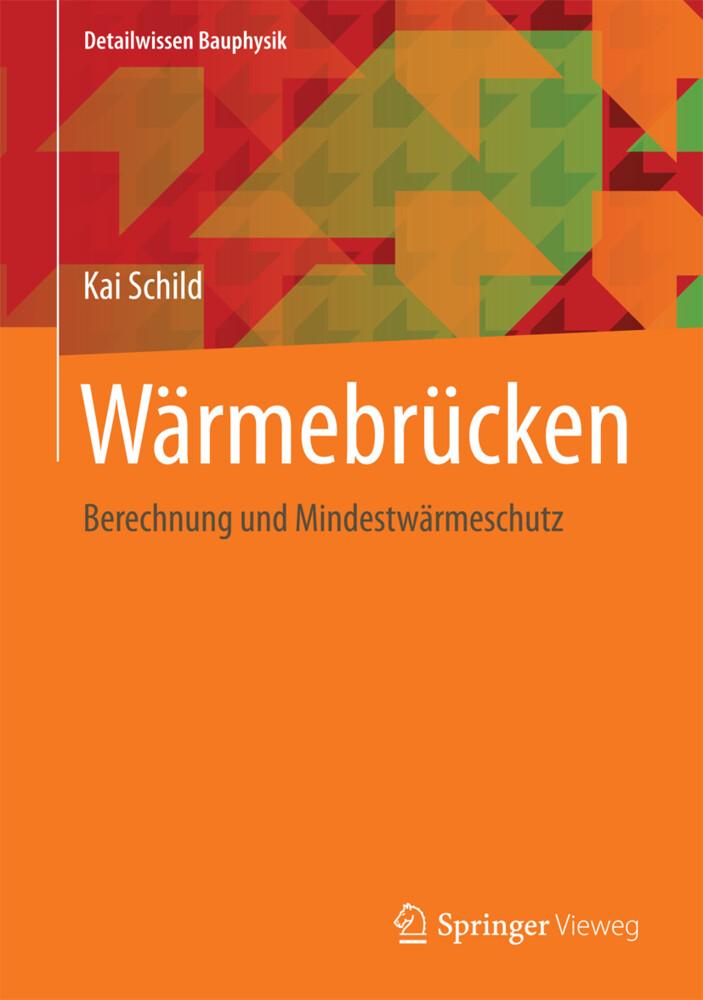 Wärmebrücken als Buch