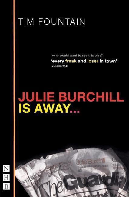 Julie Burchill Is Away als Taschenbuch