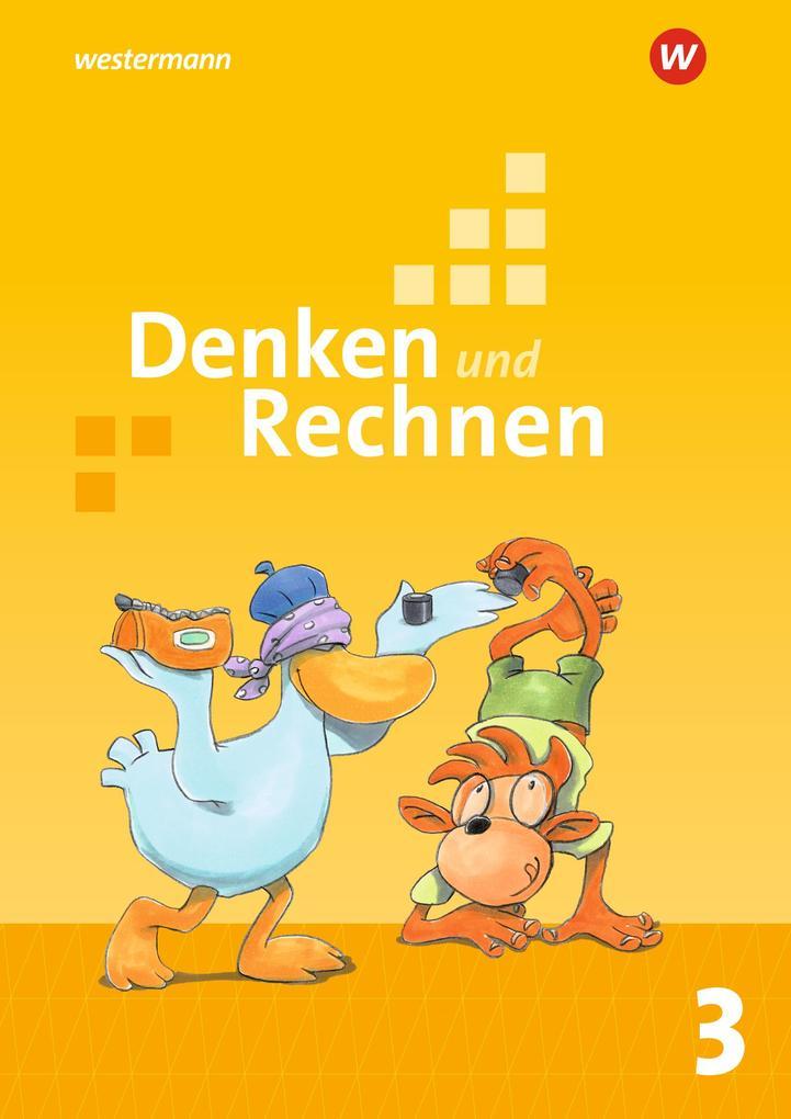 Denken und Rechnen 3. Schülerband. Grundschulen in den östlichen Bundesländern als Buch (kartoniert)