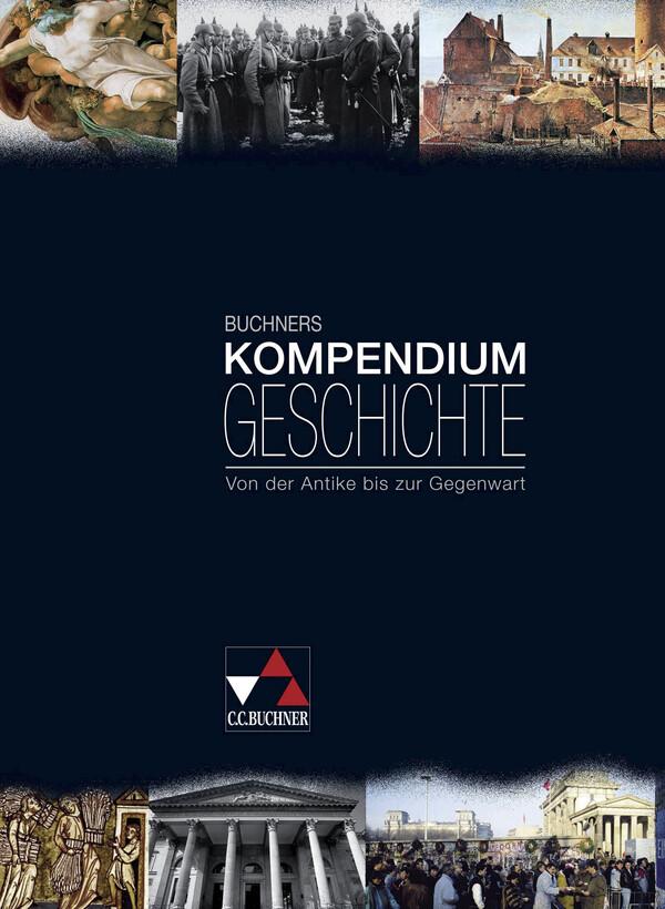 Kompendium Geschichte als Buch (gebunden)