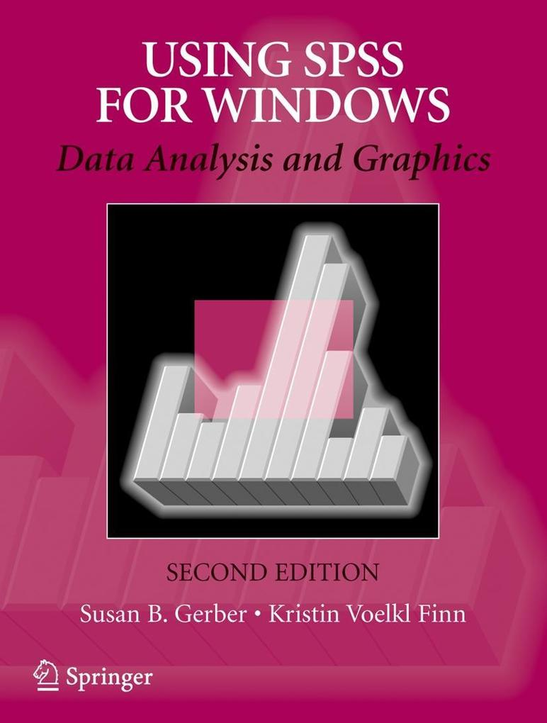 Using SPSS for Windows als Buch (kartoniert)