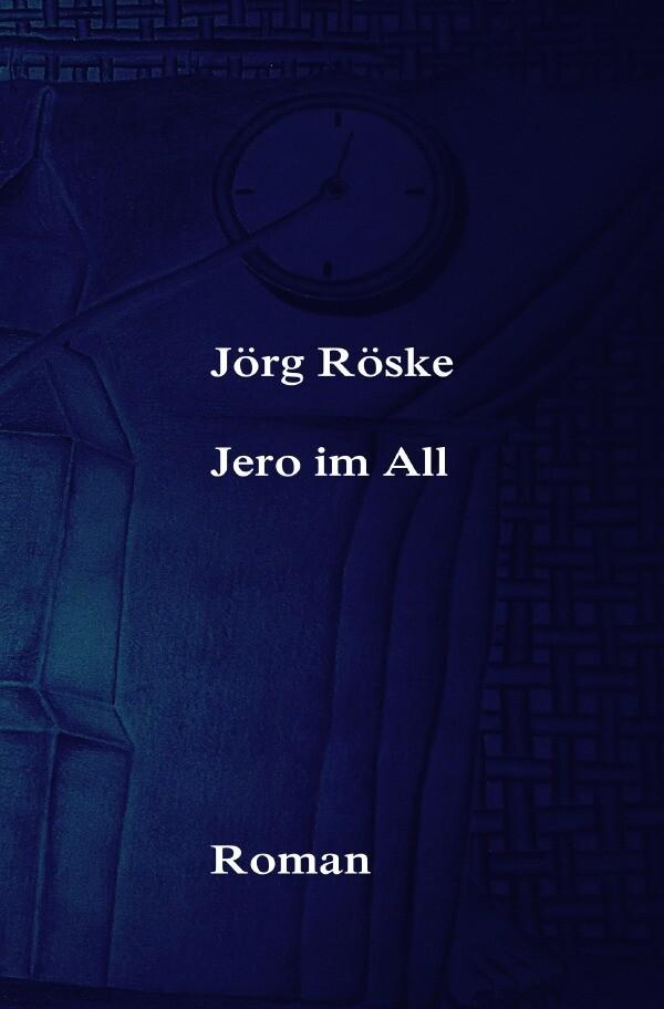 Jero im All als Buch (kartoniert)