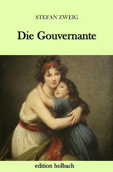 Die Gouvernante als Buch (kartoniert)