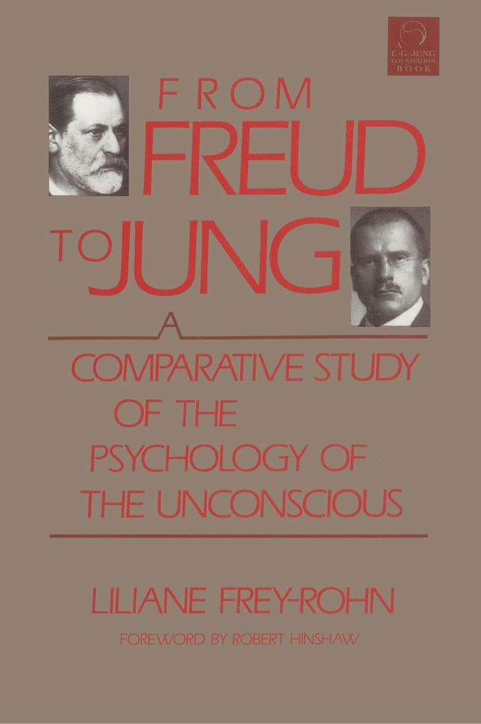 From Freud to Jung als Buch (kartoniert)