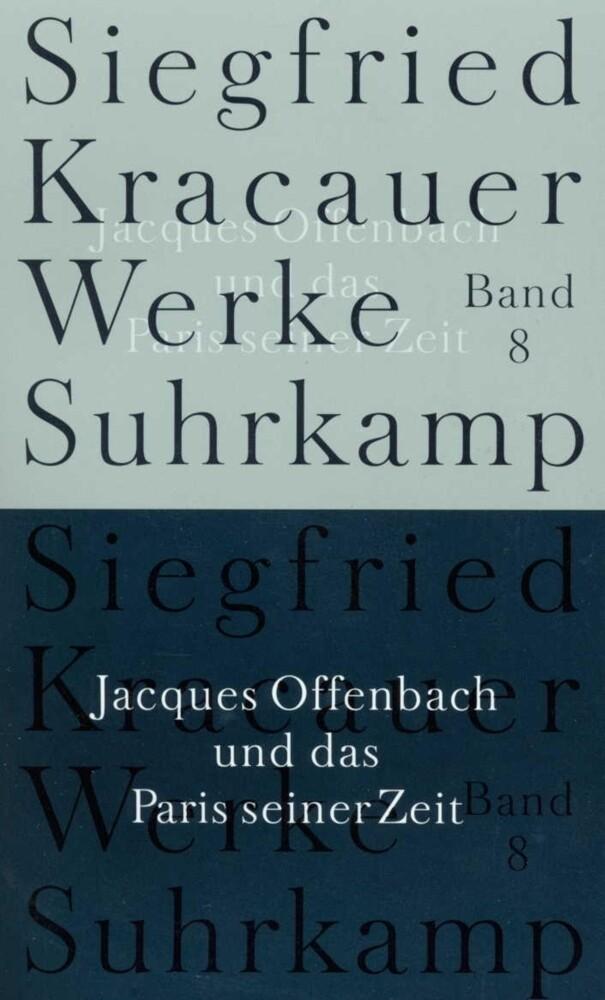 Jacques Offenbach und das Paris seiner Zeit als Buch (kartoniert)