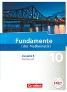 Fundamente der Mathematik - Ausgabe B 10. Schuljahr - Schülerbuch