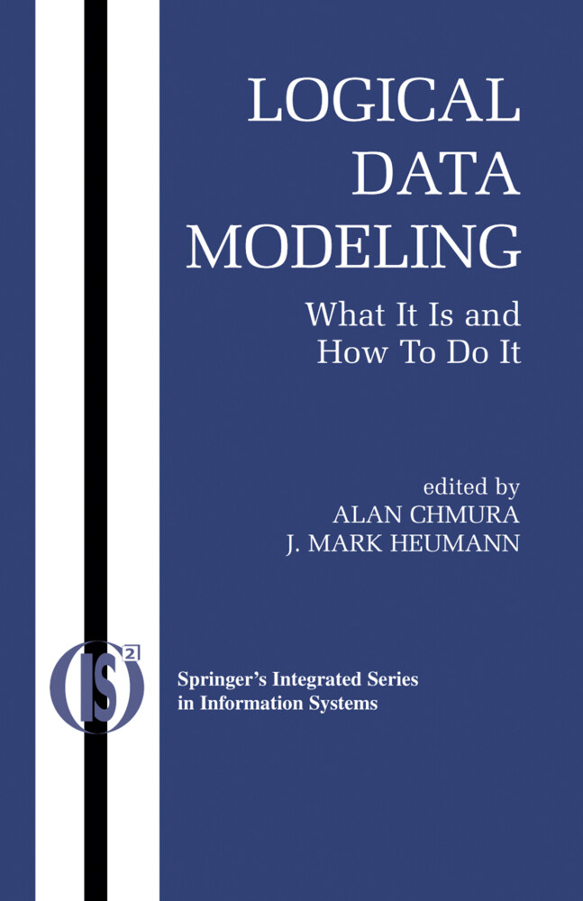 Logical Data Modeling: What It Is and How to Do It als Buch (gebunden)