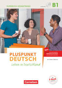Pluspunkt Deutsch B1: Gesamtband - Allgemeine Ausgabe - Kursbuch mit interaktiven Übungen auf scook.de