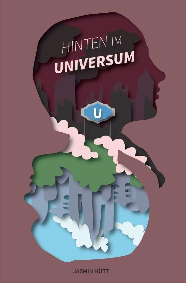 Hinten im Universum als Buch (kartoniert)