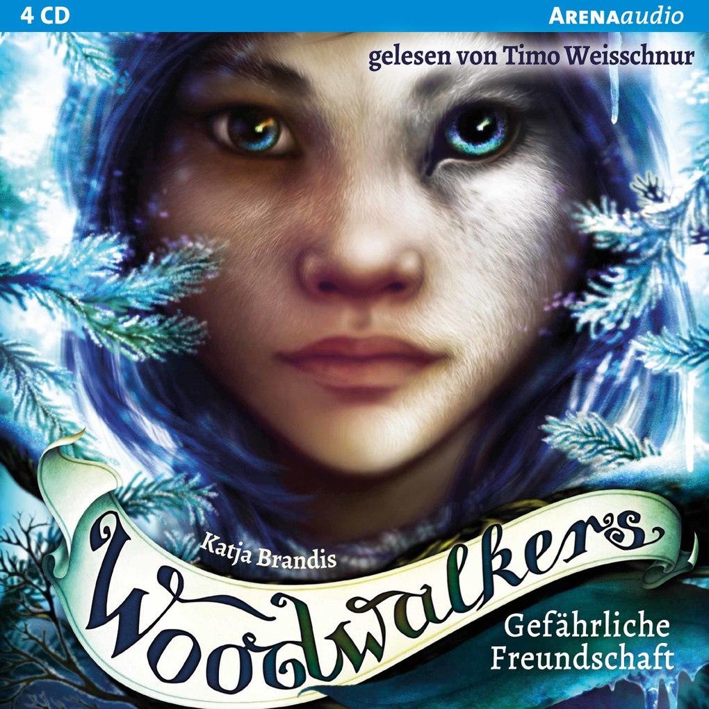 Woodwalkers (2). Gefährliche Freundschaft als Hörbuch Download