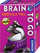BRAIN TO GO® - Der lila Wal