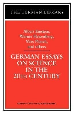 German Essays on Science als Buch (kartoniert)
