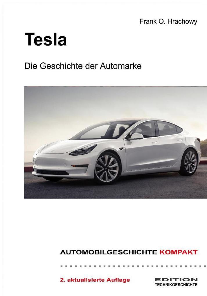 Tesla - Die Geschichte der Automarke als eBook epub