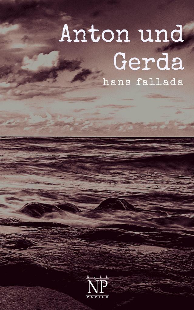 Anton und Gerda als eBook epub