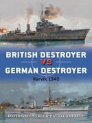 British Destroyer vs German Destroyer