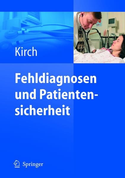 Fehldiagnosen und Patientensicherheit als Buch (kartoniert)