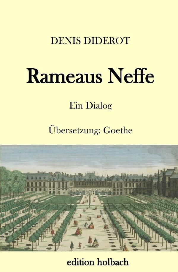 Rameaus Neffe als Buch (kartoniert)