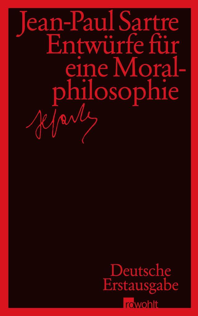 Entwürfe für eine Moralphilosophie als Buch (gebunden)