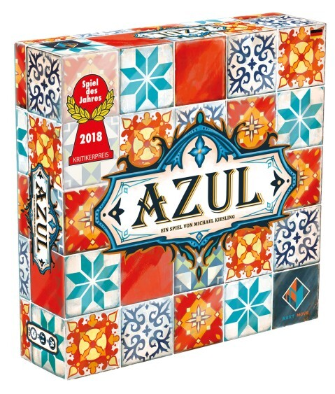 Azul (Next Move Games) als Spielware