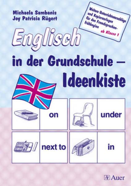 Englisch in der Grundschule - Ideenkiste als Buch (kartoniert)