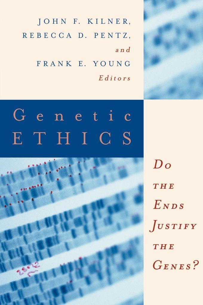 Genetic Ethics als Taschenbuch