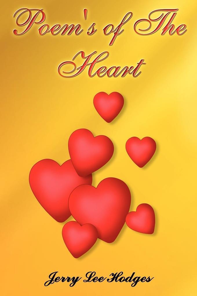 Poem's of The Heart als Taschenbuch