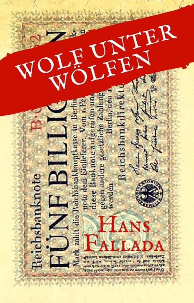 Wolf unter Wölfen als eBook epub