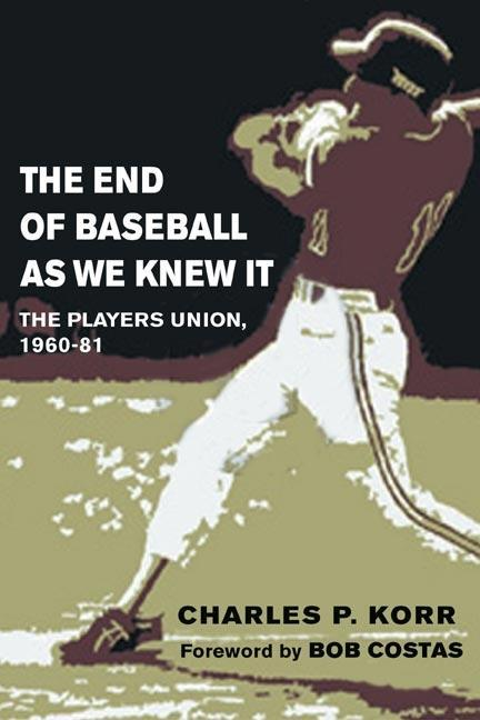 The End of Baseball As We Knew It als Taschenbuch