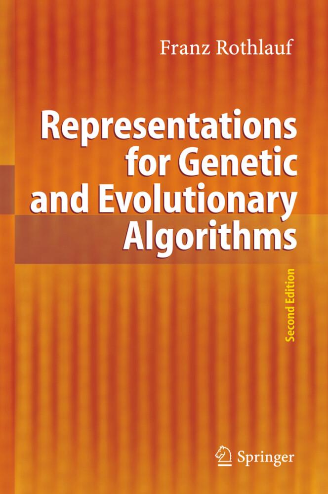 Representations for Genetic and Evolutionary Algorithms als Buch (gebunden)
