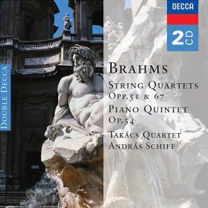 Streichquartette op.51/67/Klavierquintett op.34 als CD