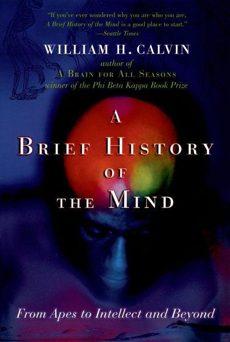 A Brief History of the Mind als Taschenbuch