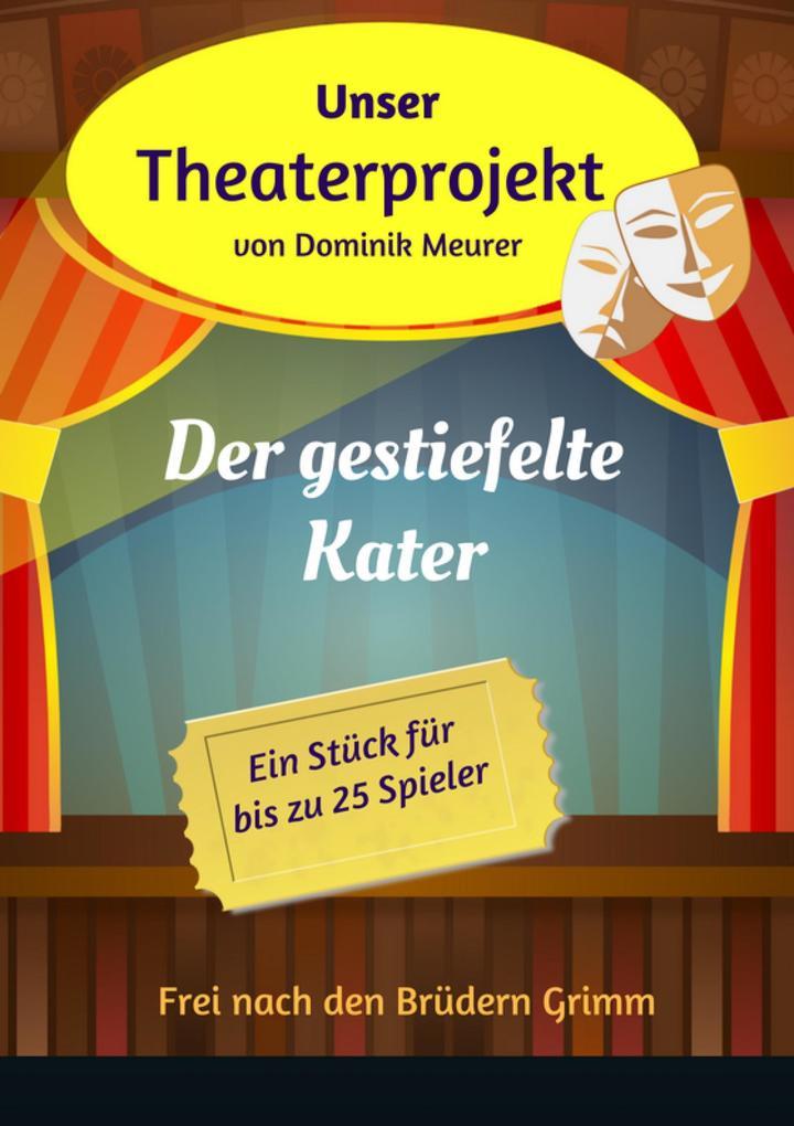 Unser Theaterprojekt, Band 11 - Der gestiefelte Kater als eBook epub