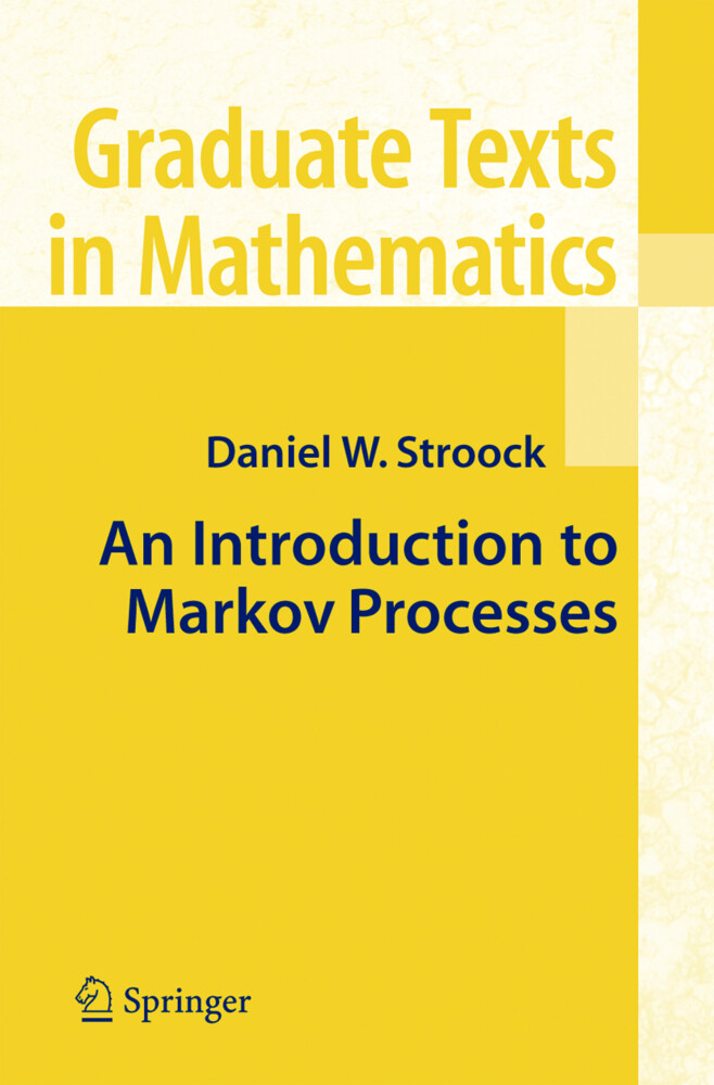 An Introduction to Markov Processes als Buch (kartoniert)