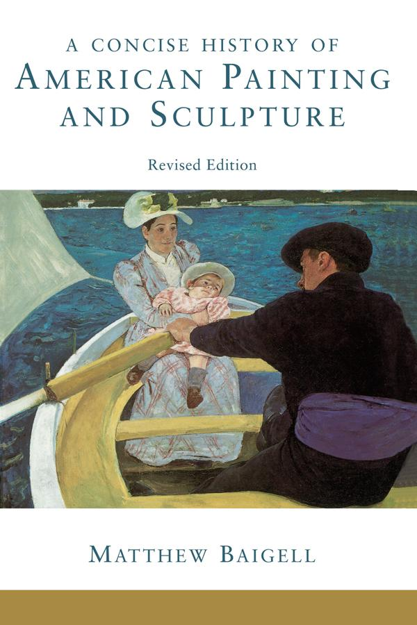 A Concise History Of American Painting And Sculpture als eBook epub