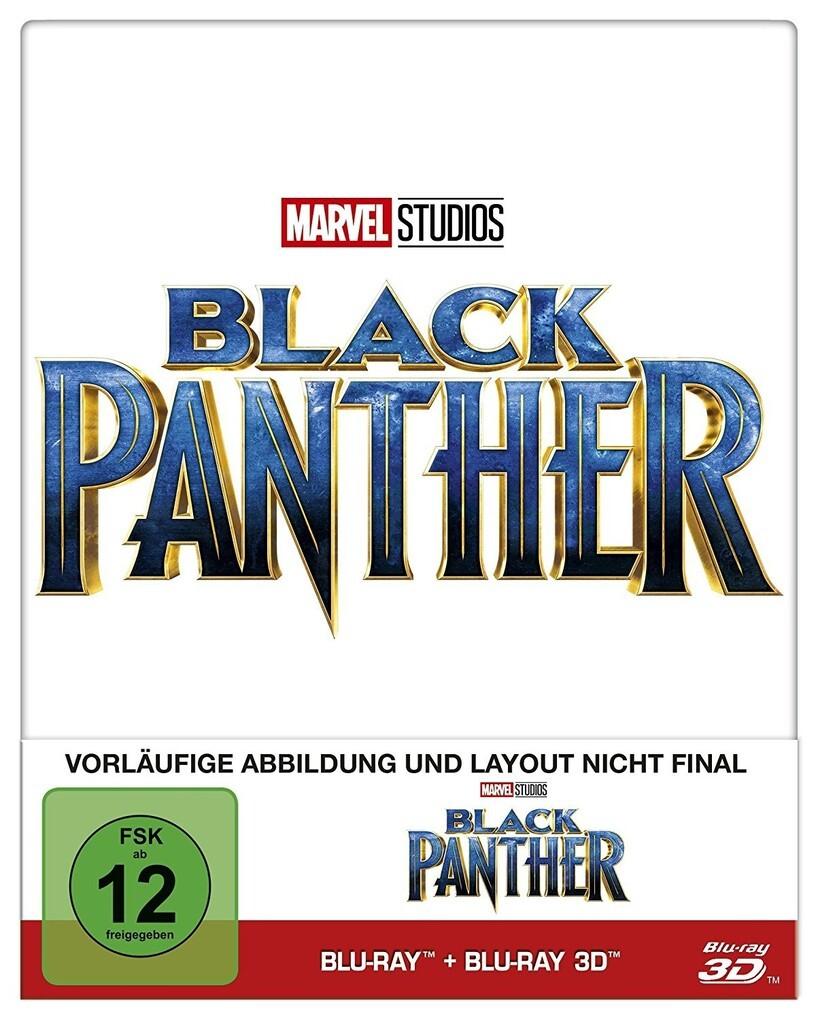 Black Panther als Blu-ray