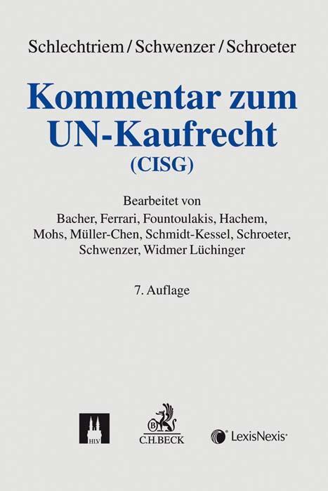 Kommentar zum UN-Kaufrecht (CISG) als Buch (gebunden)
