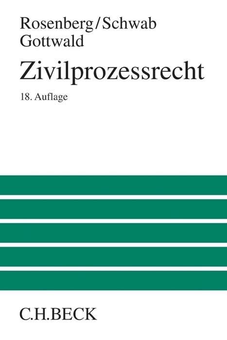 Zivilprozessrecht als Buch (gebunden)