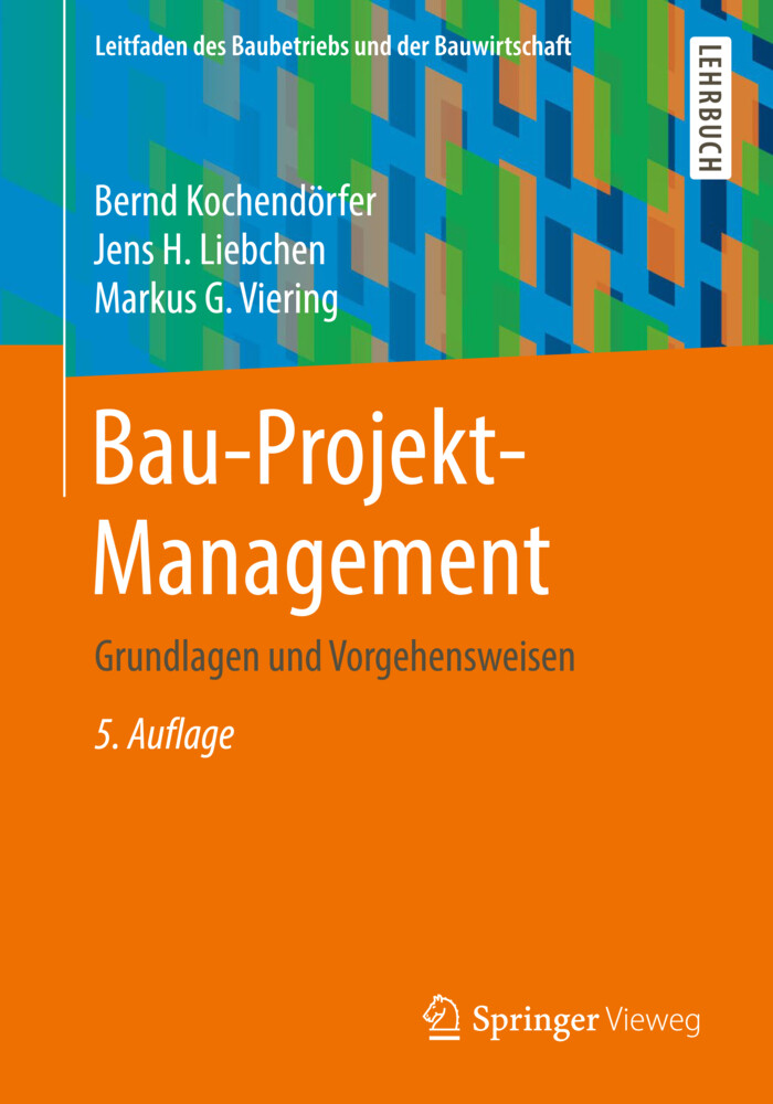 Bau-Projekt-Management als Buch (kartoniert)