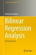 Bilinear Regression Analysis