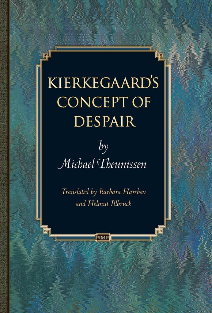 Kierkegaard's Concept of Despair als Buch (gebunden)