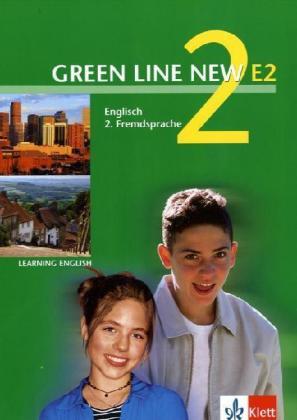 Green Line New E2 2. Schülerbuch als Buch (gebunden)