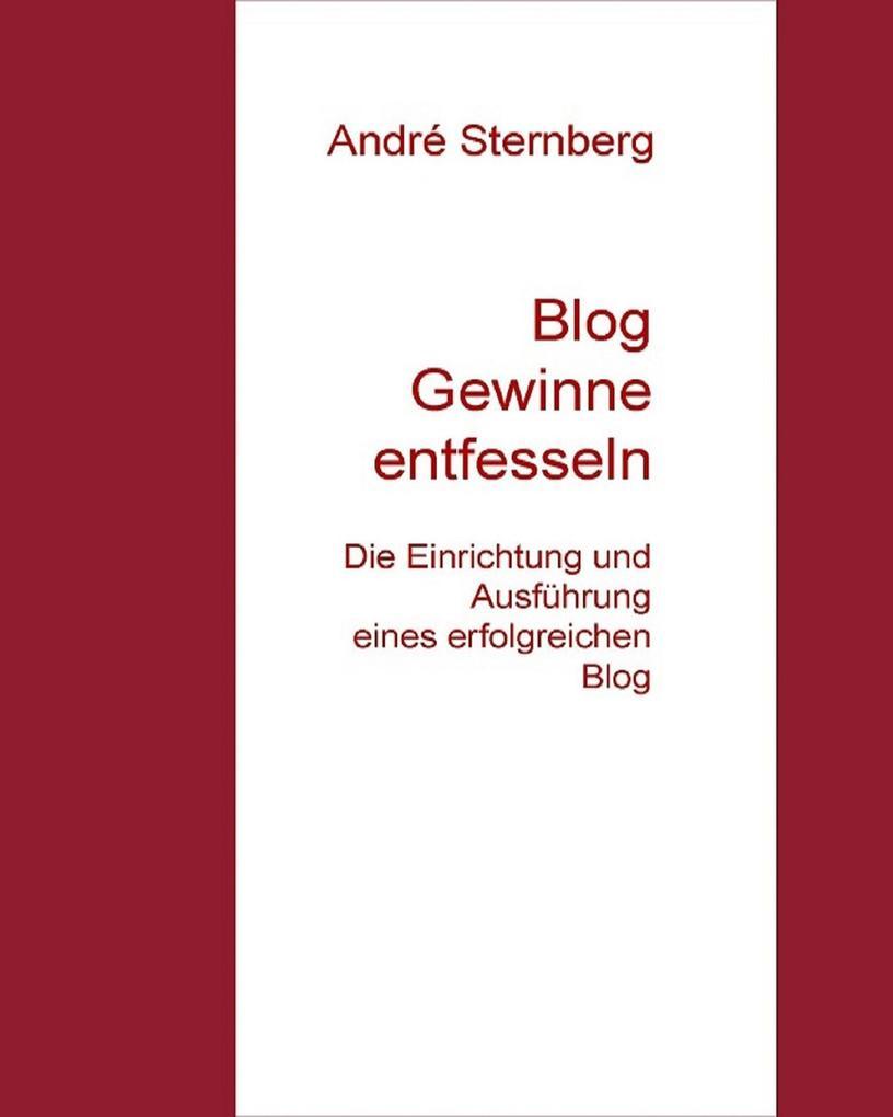 Blog Gewinne entfesseln als eBook epub