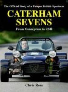Caterham Sevens als Buch (gebunden)