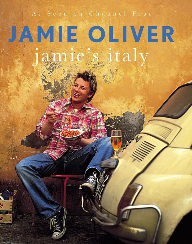 Jamie's Italy als Buch (gebunden)