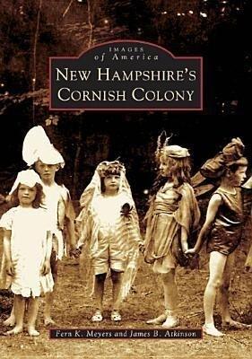 New Hampshire's Cornish Colony als Taschenbuch