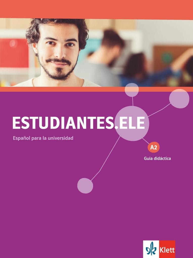 Estudiantes.ELE A2. Guía didáctica als Buch (kartoniert)