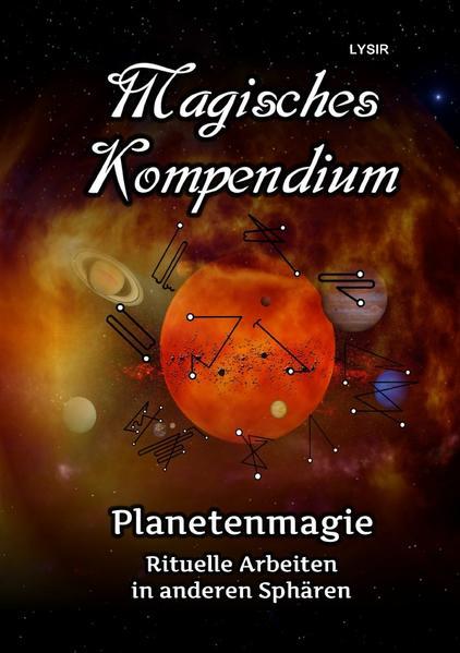 Magisches Kompendium - Planetenmagie als Buch (kartoniert)