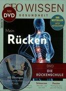 GEO Wissen Gesundheit / GEO Wissen Gesundheit mit DVD 8/18 - Rücken